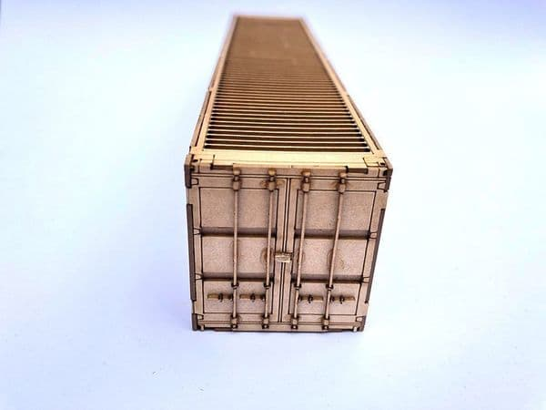 LX179-OO 40ft Shipping Container Kit (Pack of 1) OO/4mm/1:76